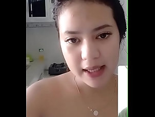 live-cam,asian-bigo,Unknown Bigo Indonesia Braless Beauty