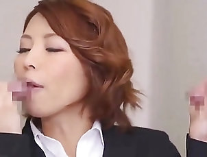Japanese;Glory Holes;Secretaries;Cum in Mouth;Compilation Japanese...