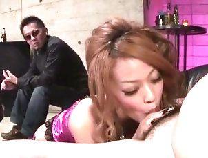 Asian,Blowjob,Cumshot,cock sucking,group action,cum in mouth,sexy lingerie,cumshot,Cum swallow,asian,japanese Rinka Kanzaki...