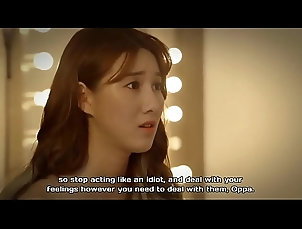 kiss,korean,room-sex,korean-sex-scene,yeo-one,joo-dayoung,korean-movie-scene,asian_woman Korean Girl Pulls...
