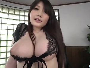 Asian,Big Tits,Japanese Rie Tachikawa,...
