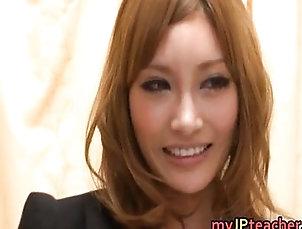 Asian;Japanese,Asian;Brunette;Couple;Fetish;Japanese;Kissing Kirara Asuka...