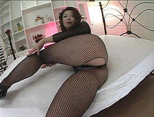 Matures;Stockings;Japanese;MILFs;HD Videos;Black japanese MILF in...