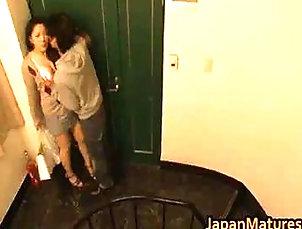 Asian;Mature;Japanese,Asian;Brunette;Couple;Japanese;Kissing;Mature Ayane Asakura...