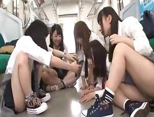 Blowjob;Asian;Public;Cumshot;Group;Fetish;Gangbang,Asian;Blowjob;Bondage;Brunette;Censored;Cum Shot;Gangbang;Natural Tits;Oral Sex;Public;Uniform bunbun hello...