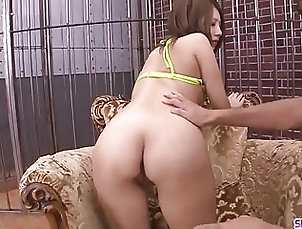 Asian;Blowjobs;Fingering;Japanese;Bikini;Ferame;HD Videos;In Home;Intense;Action;Scenes;Home Intense home...