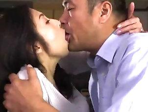 36::Couple,49::Vaginal Sex,76::Black-haired,96::Asian,102::Vaginal Masturbation,115::Blowjob,116::Licking Vagina,127::Kissing,131::Hairy,803::Japanese,805::MILF,4117::Censored,7706::HD,17021::Missionary,65.21739196777344 Cheating on Husband...