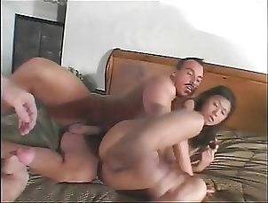 Anal;Asian;Blowjobs;Threesomes;Facials;Tits;Threesome;Petite;Shaved;Riding;Ass to Mouth;On Top;Pussy Fucking;Bedroom;Small;Penetration;Double;Japan;Uncensored;Bitch Slut rammed in...