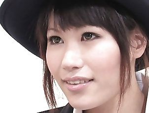 Brunettes;Hairy;Tits;Nylon;Japanese;HD Videos Randy guy finger fucks girl's...