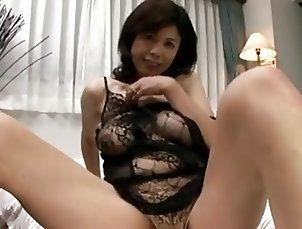 Big Boobs;Hairy;Japanese;Matures Fumie Tokikoshi...