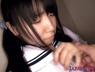 Teens;Asian;HD,Asian;Brunette;Censored;Couple;HD;Masturbation;Shaved;Small Tits;Teen;Toys;Uniform;Vaginal Masturbation Petite Japanese...