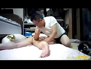 old,asian,china-daddy,asian_woman dem hom van chich