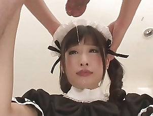 Asian;Blowjobs;Japanese;Maid;Fucking;Mouth Fucking;Fucking the Maid;Japanese Fucking;Fucking Maid Mouth fucking the...