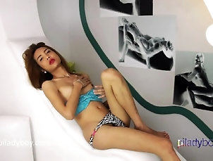 41::Transgender,75::Brunette,87::Small Tits,96::Asian,104::Wanking,131::Hairy,279::Skinny,2159::Massage,7706::HD,15441::Pinay,15464::Petite,66.66666412353516 Super pretty nice body Pi Ladyboy is...
