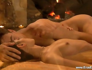 erosexotica;indian;erotic;education;instruction;milf;brunettes;massage;oral;asian;couples;oriental;interracial;mom;mother,Blowjob;Interracial;MILF;Indian Learning How To...