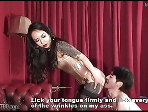 Japanese;Femdom;Face Sitting;HD Videos;Cunnilingus;Slave Brutal...